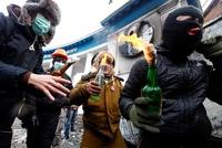 За участие в беспорядках в Киеве задержаны 32 человека