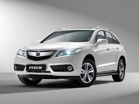 Acura показала российскую версию кроссовера RDX