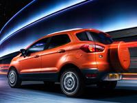 Ford соберет в России два новых кроссовера