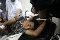 При обстрелах Газы и Израиля за день погибло больше 10 человек