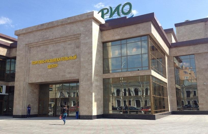 ТРЦ «Рио» в Тамбове вырастет в два раза