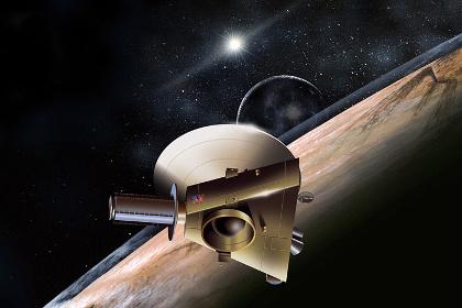 Проснись и изучай: ученые разбудили станцию New Horizons возле Плутона
