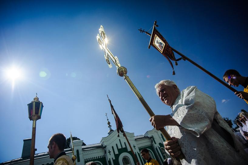 Православные Тамбовчане отметили день памяти святителя Питирима