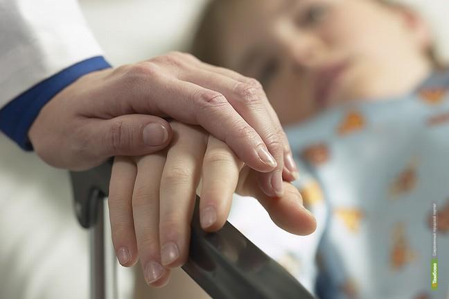"""Тамбовчане могут """"Просто подарить"""" больным детям надежду на выздоровление"""