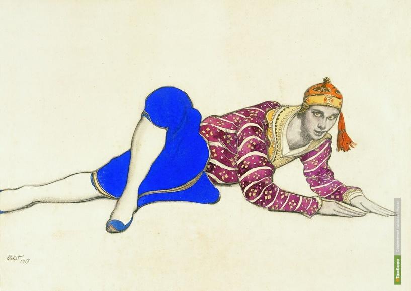 В Тамбов привезут работы автора декораций для дягилевских балетов