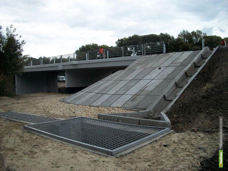 Знаменский мост ввели в эксплуатацию после масштабного ремонта