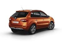 Renault обновила внешность кроссоверу Koleos