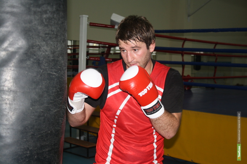 Тамбовский боксёр стал мастером спорта международного класса