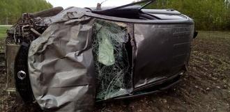 Водитель автомобиля Ford Transit спровоцировал ДТП на трассе под Тамбовом