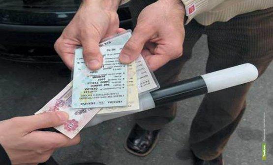 Котовский автоинспектор заплатит штраф в размере двадцатикратной суммы взятки