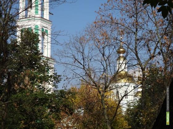 Вербное воскресенье в Тамбове будет по-летнему жарким