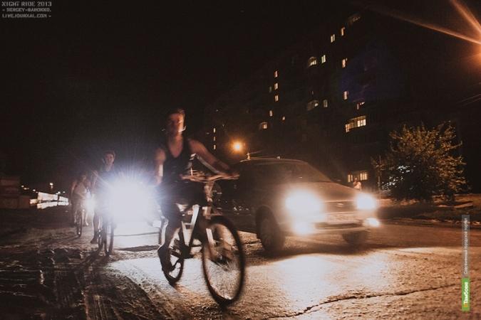 Езда на велосипедах по правилам