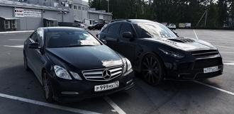 В России самым «чиновничьим» автомобилем оказался Mercedes-Benz