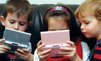 К 10 годам практически каждый ребенок имеет свой гаджет