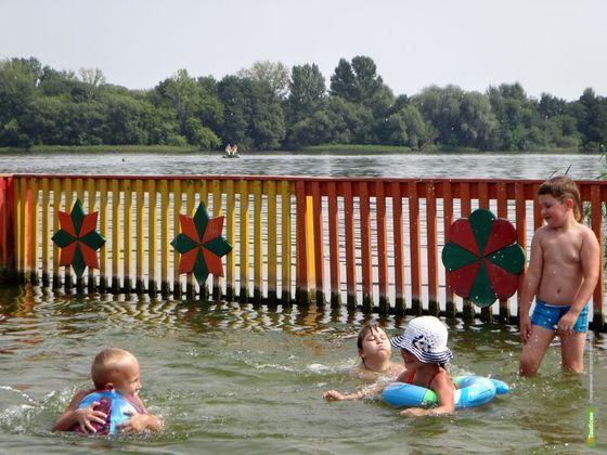 Тамбовских малышей научат плавать