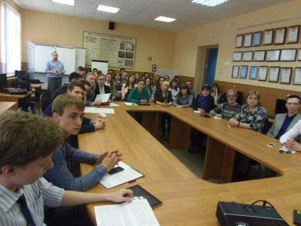 Народные новости: В Тамбове состоялись предпринимательские игры