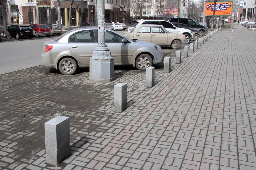 Минтранс готов сделать центры российских городов платными для въезда