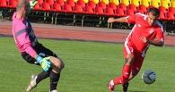 Роман Григорян стал лучшим игроком в ФК «Тамбов» за три месяца