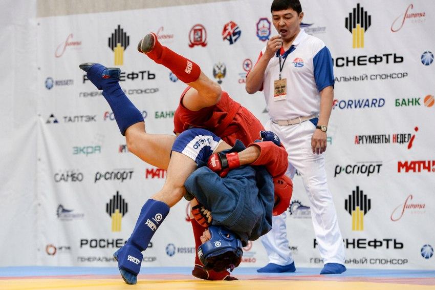 Спортсмен изТамбова стал победителем чемпионата мира посамбо