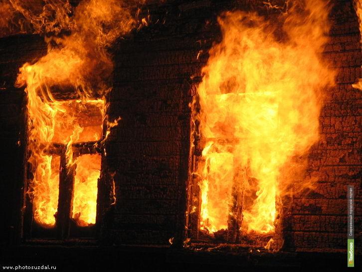 Уваровские следователи заинтересовались недавним пожаром