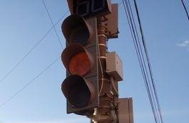 Светофор на трассе Тамбов-Пенза заработает в полноценном режиме