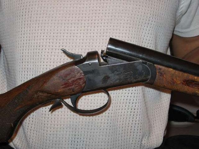 В Тамбовской области полицейские выявил факт незаконного хранения оружия