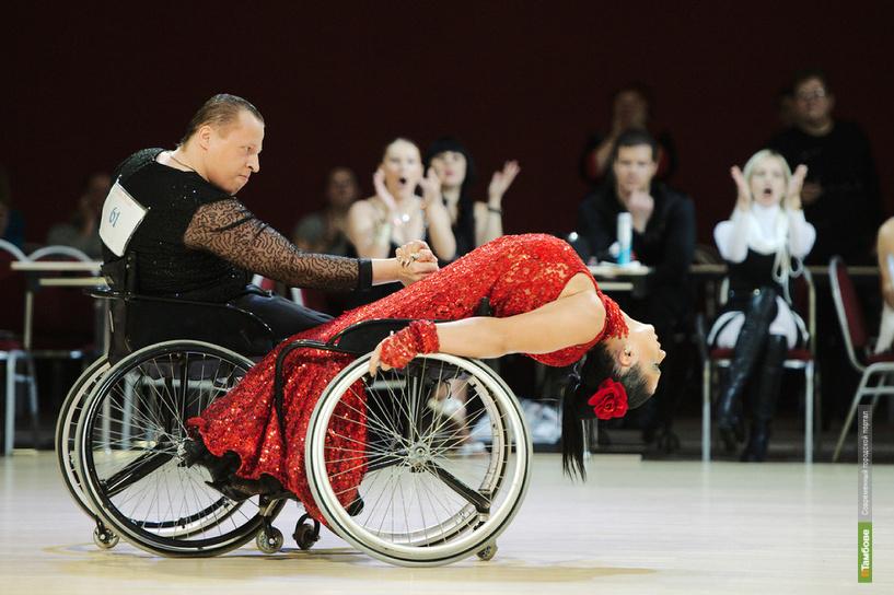 Тамбовчане привезли «бронзу» с Кубка России по танцам на колясках