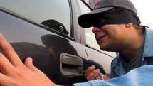 В Тамбове автовандал исцарапал 7 машин