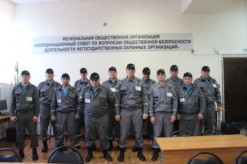 Охранники Тамбова сразились за звание лучших бойцов