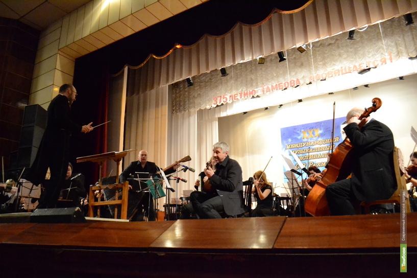 Артисты «Тамбовконцерта» хотят на гастроли