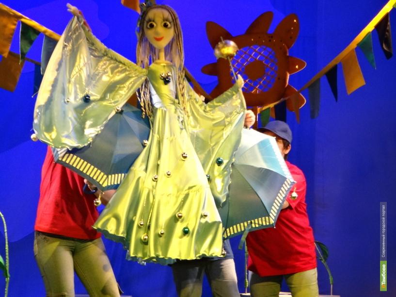 Актеры «куколки» расскажут тамбовчанам как уберечься от огня