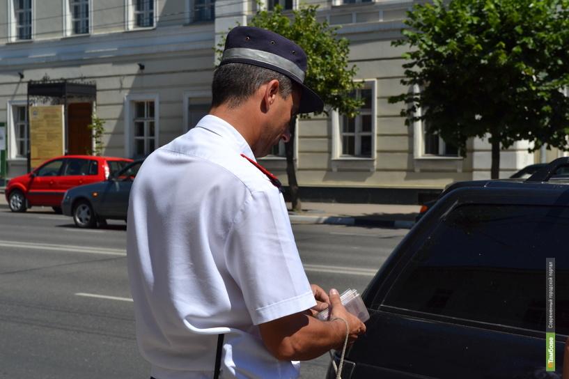 Тамбовские автоинспекторы поймали больше трех тысяч пьяных водителей