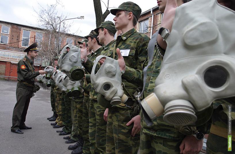 Более 4 тысяч молодых тамбовчан поедут на военные сборы