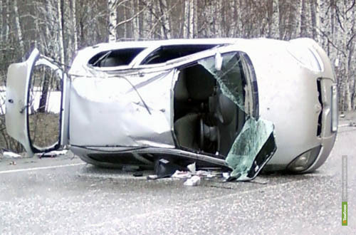 Тамбовские автолюбители устроили 25 ДТП