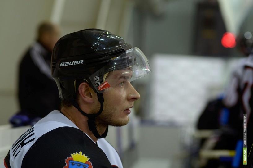 Тамбовский хоккеист пострадал в ДТП