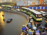 Три сотни китайцев погибли от наводнений за полтора месяца