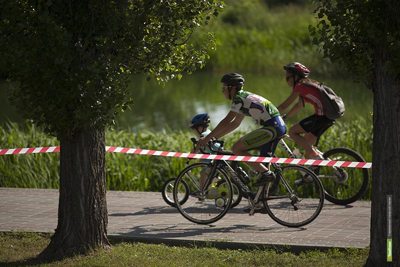 Тамбовчане готовятся к открытию велосезона