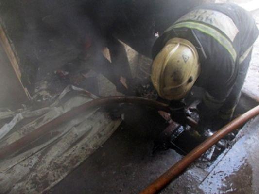 Пожар вПервомайском районе: есть погибший ипострадавший