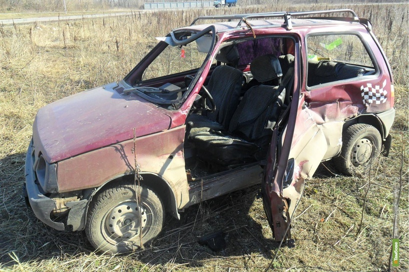 В Мичуринске «Ока» не пропустила грузовик