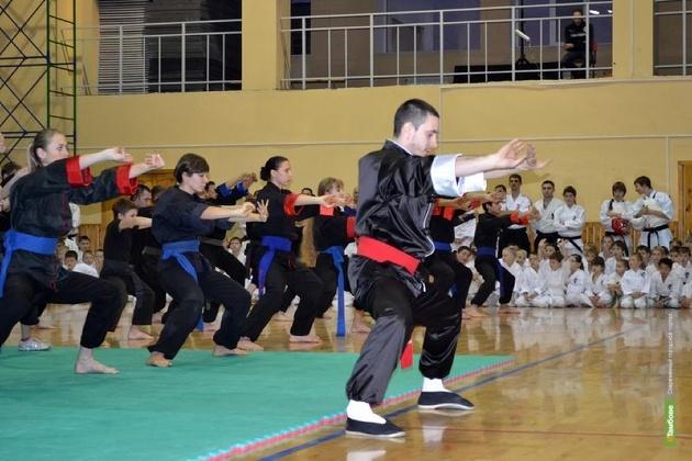 За год в спортивных состязаниях поучаствовали около 80 тысяч тамбовчан
