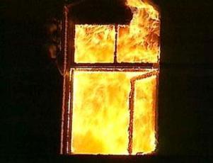 В Гавриловском районе дом сгорел вместе с хозяином