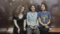 Европарламент номинировал Pussy Riot на премию Сахарова
