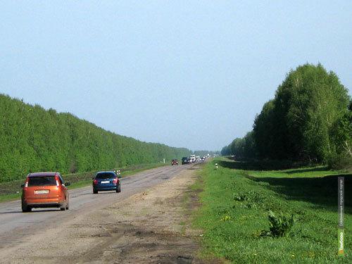 Вдоль тамбовского участка М-6 создадут условия для путешественников