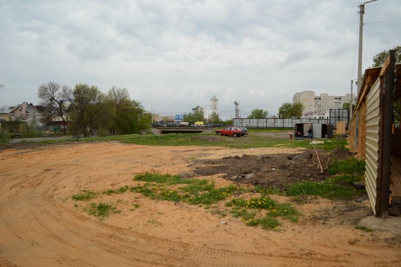 На берегу Студенца расположится новый офисный центр