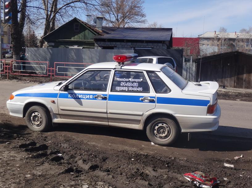 Тамбовские полицейские раскрыли два автоугона