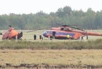 За один день в России разбились два вертолета