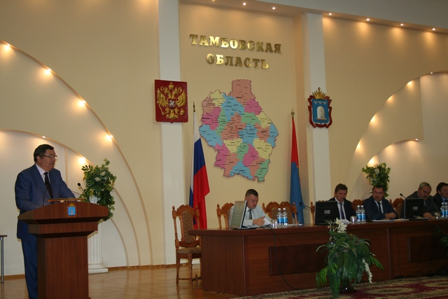 Губернатор позитивно оценил работу Совета муниципальных образований