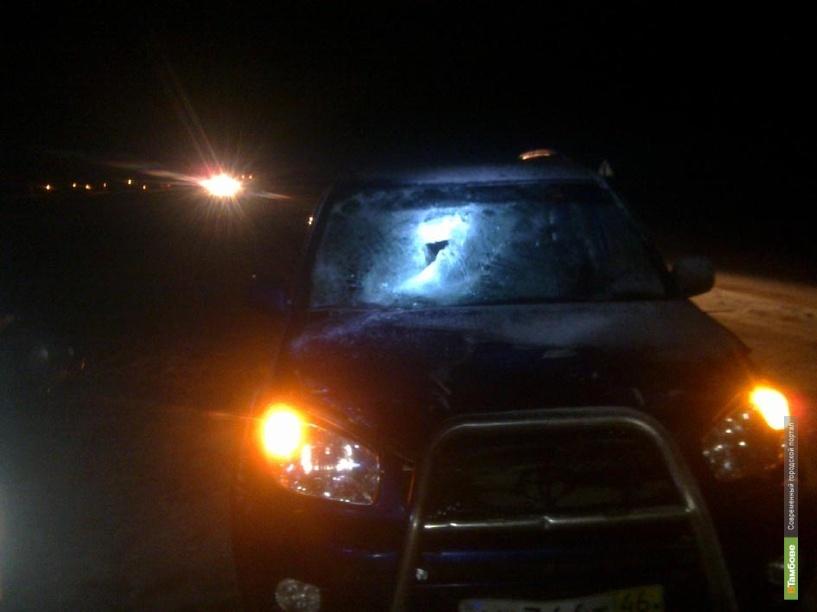 Три тамбовчанина погибли в ДТП за неделю