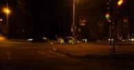 Прошлой ночью в Тамбове столкнулись два ВАЗа