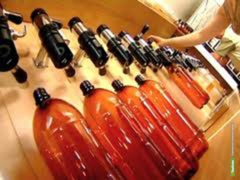 Тамбовские предприниматели продолжают торговать спиртным в ночное время